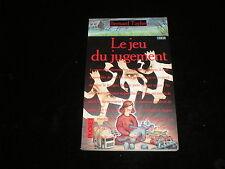 Bernard Taylor : Le jeu du jugement (pocket édition 1994/1999)