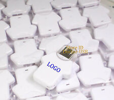 8GB X 300PCS T-Shirt USB Memory Flash Pen Drive Stick + Logo Serivce(Included)