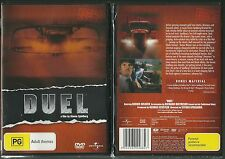 DUEL A FILM BY  A YOUNG STEVEN SPIELBERG DENNIS WEAVER THRILLING NEW DVD