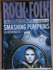 Rock & Folk 390,smashing pumpkins, bryan ferry, muse, primal scream
