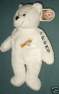 Mickey Mantle promo bear 1 of 1000 R.Jackson Home Run