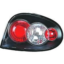 Par de faros luces traseras TUNING MEGANE 96>99 ENTRENADOR COUPE' negros Lexus