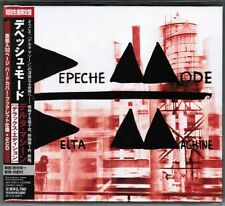 Sealed! DEPECHE MODE Delta Machine JAPAN CD Limited 2CD w/32p BOOKLET+WIDE OBI