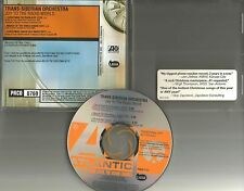 TRANS SIBERIAN ORCHESTRA Joy to the radio World 2 RARE EDITS PROMO DJ CD single