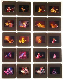 1977 ROCK GROUP - YES - 100 KODACHROME 35MM ORIGINAL SLIDES