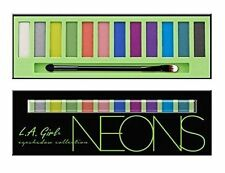 L.a. Girl Beauty Brick Eyeshadow Neons 12ml