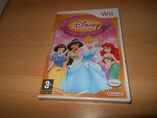 PRINCESA DE DISNEY: Enchanted Journey Nintendo Wii Nuevo y Sellado Pal
