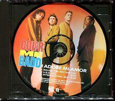 COLOR ME BADD - I ADORE MI AMOR - USA PROMO CD MAXI [2492]