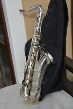 Keilwerth THE NEW KING professional siver tenor saxophone, year 1953/SAX TENORE