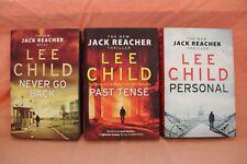 Lee Child Jack Reacher Hardback Bundle