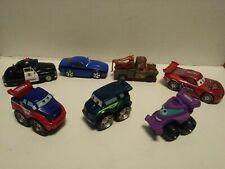 Disney Pixar CARS 6 Diecast Toy Car LOT