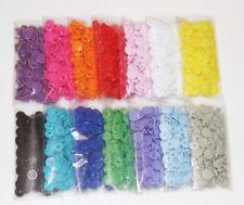 Pince Flower C pour babysnap ® /& A-snap//Kam-snapshots nähfrei//plastique-Boutons-pression