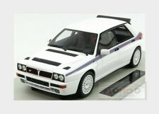 Lancia Delta Evo Martini 5 1993 White LS COLLECTIBLES 1:18 LS034B