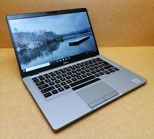 """Dell Latitud 5410 i5-10310u 256GB SSD 16GB 14"""" IPS Touchscreen matt UK Keyboard"""