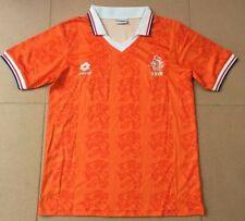 1995 Netherlands Home Retro soccer jersey