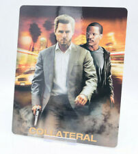 COLLATERAL - Glossy Fridge / Bluray Steelbook Magnet Cover (NOT LENTICULAR)