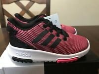 adidas Toddlers' Girls Racer TR Running Shoes Size 7 Toddler