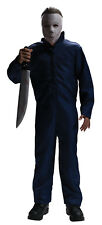 Kids Michael Myers Costume Jumpsuit & Mask Child Size Md 8-10