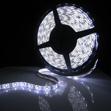 Cool White 5M Waterproof 300 LED 3528 SMD Flexible Light Strip Car Garden Sales