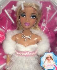 My Scene Snow Glam Kennedy doll NRFB Barbie