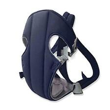 Infant Baby Carrier Sling Newborn Kid Wrap Rider Comfort Backpack Straps-Blue
