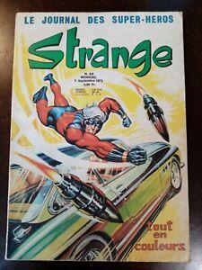 Bd strange lug 69
