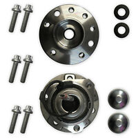 Vauxhall Astra H Mk5 2x Front Hub Wheel Bearing Abs 5 Stud Kit Pair Left Right