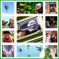 Disney Collect Topps Digital UP Story Common w/Award