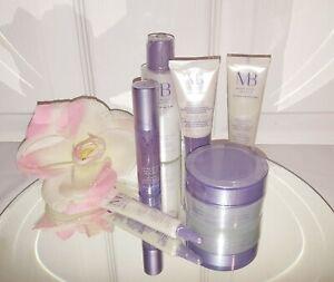 Meaningful Beauty 6pc Travel Set Kit 30days Cleanser Day Retinol Night Eye Cream