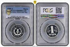 GDR 1 Mark 1988 a Superb High Grade Proof only 2300 Ex. PCGS PR68DCAM
