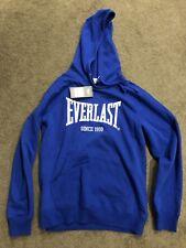 Men's Everlast Royal Blue Hoodie - Size S - BNWT