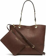 Brand new and authentic  Calvin Klein sonoma tote bag with matching pouch