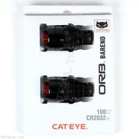 Cateye ORB Barend SL-LD160-R-BE Road Bicycle Bar End Plug Lights 18.5mm to 22mm