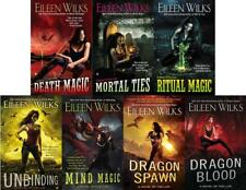 Eileen Wilks NOVELS OF THE LUPI Paranormal Fantasy Series Collection Books 8-14