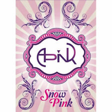 APINK [SNOW PINK] 2nd Mini Album CD+Photo Book K-POP SEALED