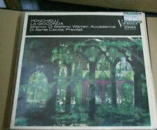 PONCHIELLI LA GIOCONDA MILANOV DI STEFANO WARREN PREVITALI 3-LP Early GB