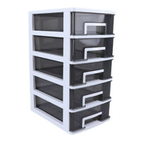 Multi Layer Storage Rack Drawer Type Closet Dustproof Cabinet Organizer Box