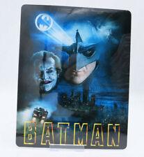 BATMAN - Bluray Steelbook Magnet Cover (NOT LENTICULAR)