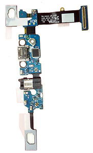 For Samsung Galaxy Note 5 SM-N920F Charging Port Flex Cable Ribbon With Sensor