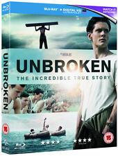 Unbroken (with UltraViolet Copy) [Blu-ray]