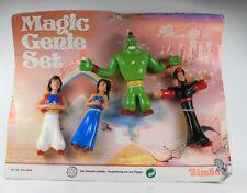 Aladdin & Jasmin === Walt Disney 4 x Figuren Simba auf Karte
