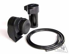 Denali SoundBomb Compact Dual-Tone Air Horn Split, 2 piece version