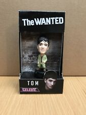 THE WANTED CELEBZ TOM 8CM MINI FIGURE BRAND NEW