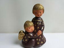 Singer Engel DUO braun Sterne 17,5 cm hoch Jullar Spain