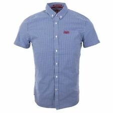 Superdry Checked Slim Casual Shirts & Tops for Men