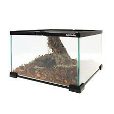 Nano Habitat Terrarium Spider Insect Frog - Glass, Stackable - 31 x 31 x 30cm