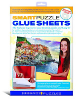 Eurographics Smart Puzzle Glue Sheets Adhesive