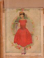 1922 Ladies Home Journal February - Albert Payson Terhune; Zane Grey; Marquand