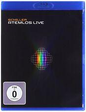 """Schiller """"asfixiaba Live"""" Blu Ray nuevo"""