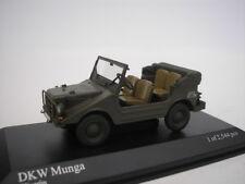 DKW Munga Bundeswehr Alemania 1955-1968 VERDE 1/43 Minichamps 400016100